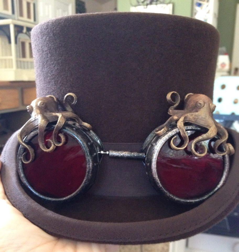 octopus goggles